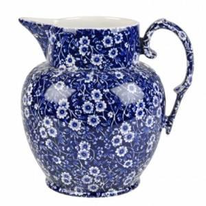 Bilde av Blue Calico Etruscan jug small (1,1 liter)