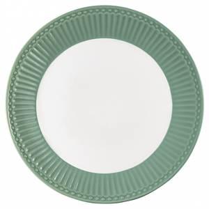 Bilde av Frokosttallerken Alice dusty green