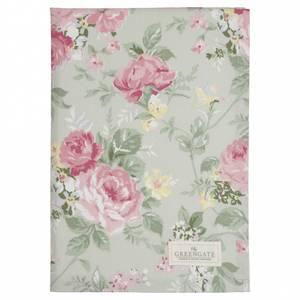 Bilde av Koppehåndkle Tea towel Josephine pale mint