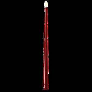 Bilde av RealFlame LED-kronelys (H: 38cm), 2pk, spiss, rød