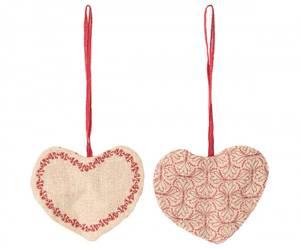Bilde av Maileg julekule hjerte, heart ornament