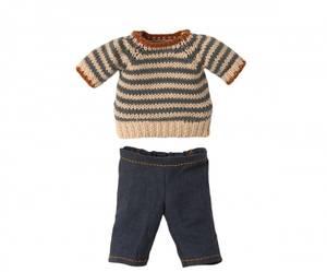 Bilde av Maileg - Teddy dad - blouse and pants