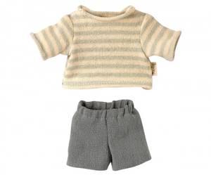 Bilde av Maileg - Teddy jr - blouse and shorts