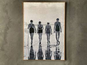Bilde av Bilde «På stranden» 60x80cm