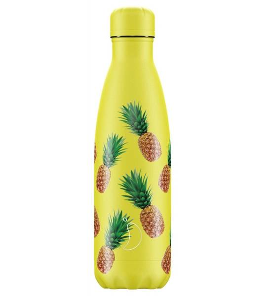 Chilly's bottles  Icons Pineapple 500ml