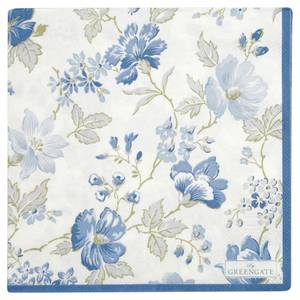Bilde av GreenGate papirservietter Donna blue large
