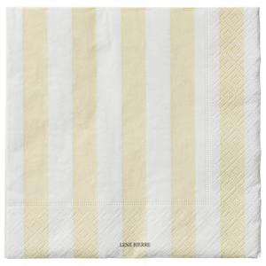 Bilde av AMANI paper napkin mellow 33X33 cm -