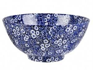 Bilde av Blue Calico Chinese Bowl large 28cm