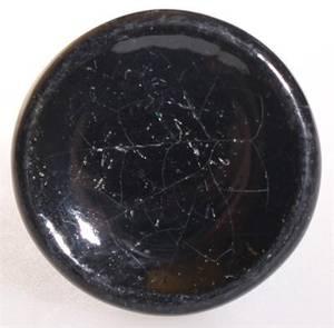 Bilde av Sort knott, 3cm i diameter