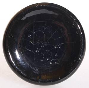 Bilde av Sort knott, diameter 4,2cm