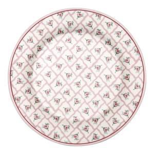 Bilde av Frokosttallerken Rita pale pink