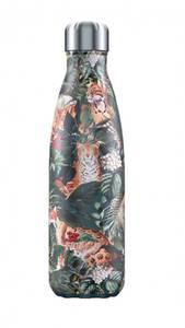 Bilde av Chilly's bottles  Tropical edition leopard 500ml