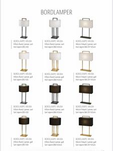Bilde av Katalog LAMPER