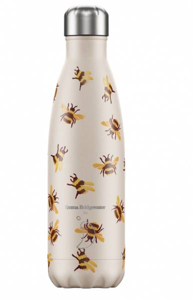 Chilly's bottles  Emma Bridgewater Bumble bees 500ml
