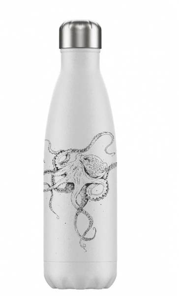 Chilly's bottles sea animals blekksprut 500ml