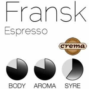 Bilde av KAFFE - Fransk espresso
