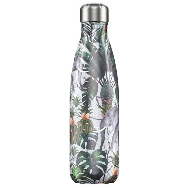 Chilly's bottles  Tropical edition elefant 750ml