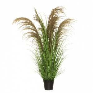 Bilde av Kunstig potteplante, gress H: 97cm