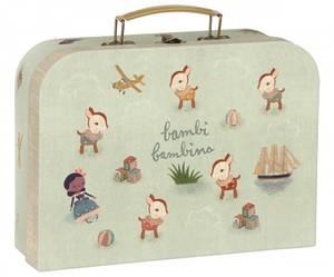 Bilde av Maileg koffert Bambi Bambino
