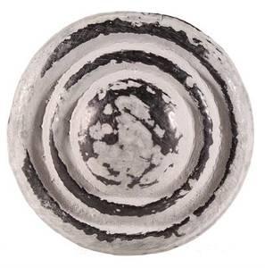 Bilde av Knott av jern, Grå og svart Ø:3cm