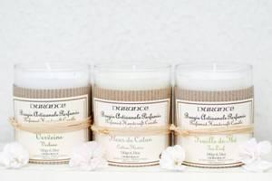 Bilde av Durance duftlys (velg blant 6 ulike dufter)