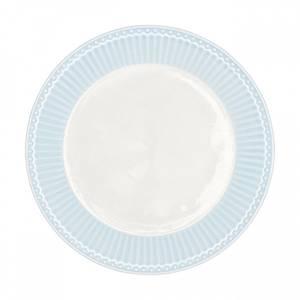 Bilde av Frokosttallerken Alice pale blue