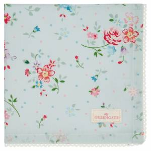 Bilde av GreenGate napkin with lace / brikke Belle pale