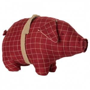 Bilde av Maileg medium gris, rød