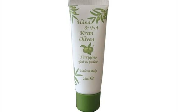 Håndkrem Oliven 25ml