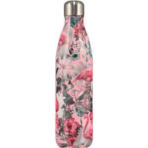 Bilde av Chilly's bottles  Tropical edition flamingo 750ml