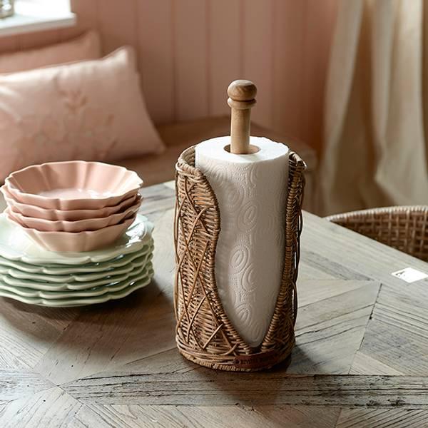 RR Weave Kitchen Roll Holder