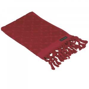 Bilde av Håndkle Miah, rød, 50x70cm