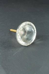 Bilde av Stor knott i glass (Ø: 4,5cm)