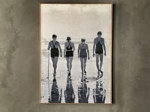Bilde av Bilde 4 på stranden 60x80 cm