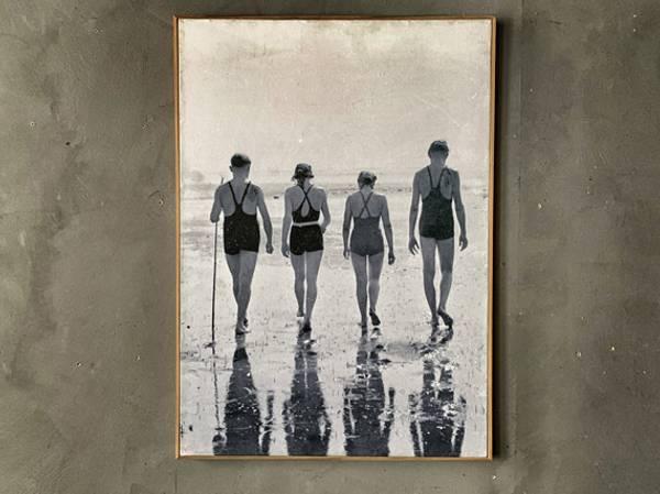 Bilde 4 på stranden 60x80 cm