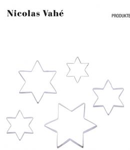 Bilde av Nicolas Vahé: Cookie cutter stjerner