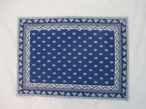 Bilde av Spisebrikke Provence Avignon, blå