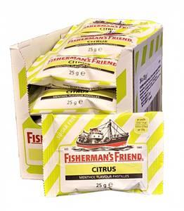 Bilde av Fisherman's Friend Citrus 24x25g HEL ESKE