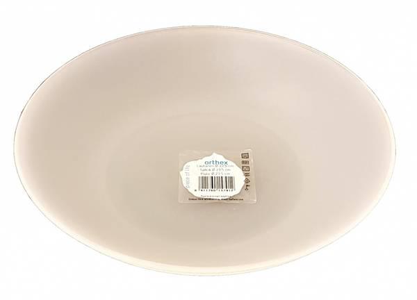 Bilde av Dyp tallerken (Hard plast) Plate 23,5cm