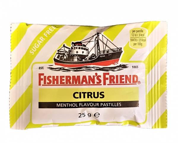 Bilde av Fisherman's Friend Citrus 25g