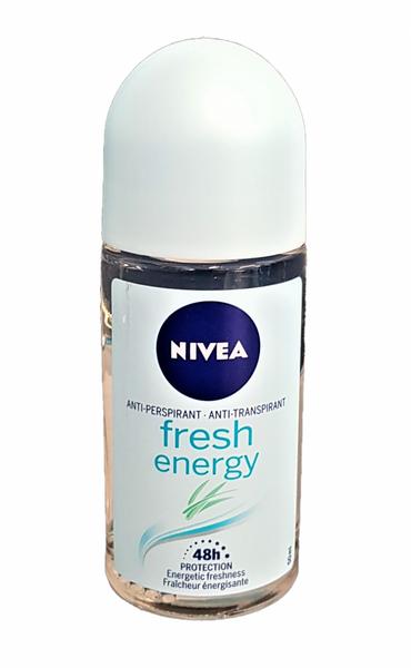 Bilde av Nivea rollon fresh energy 50ml