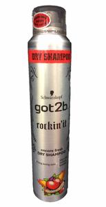 Bilde av got2be rockin`it fresh dry shampoo 200ml