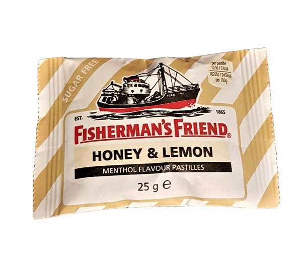 Bilde av Fisherman`s Friend Honey & Lemon 25g