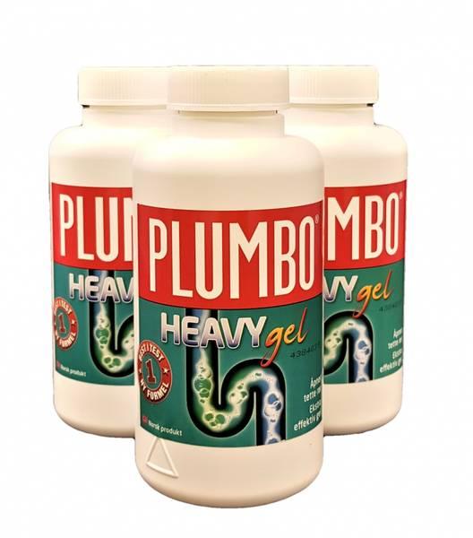 Bilde av Plumbo Heavy Gel 3x 550g
