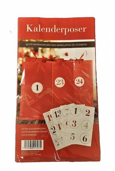 Bilde av Kalenderposer