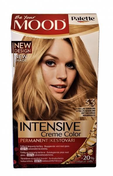 Bilde av Palette hårfarge ekstra lys beige blond