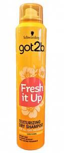 Bilde av Got2b Fresh it up 200ml Tørrshampoo