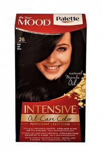 Bilde av Palette hårfarge svart