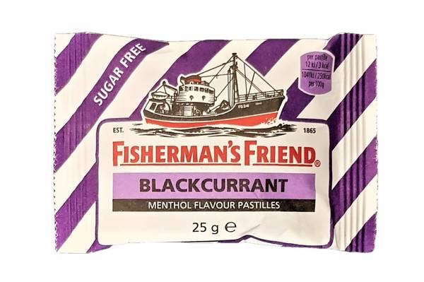 Bilde av Fisherman's Friend Solbær 25g
