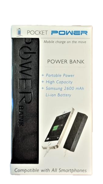 Bilde av Powerbank 2600 mAh